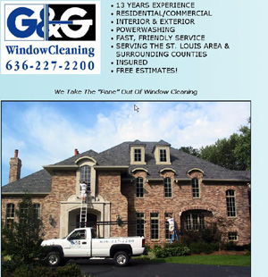 G&G Window Cleaning
